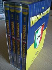 BOX COFANETTO 4 DVD HELLAS VERONA CAMPIONE 2010 25° ANNIVERSARIO SCUDETTO 1985