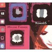 Mylène Farmer - Remixes 2003 (Remixes, 2006) FREEPOST DIGIPAK CD