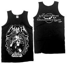 Morbid - DecemberMoon - Wifebeater / Canotta,Canottiera Mayhem,Baphomet,Satan