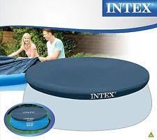 Cobertor para Piscinas Circular Intex cubierta piscina Easy Set 244cm a 457cm