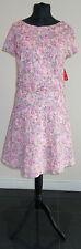 SO FABULOUS! Stretch Jacquard Floral Skater Dress Sizes 26, 28  RRP £60