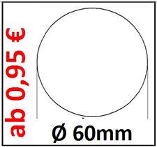 ALU Ronde Ø60x3mm 0Loch 1434 Aluscheibe AR60/0/3,0 mm   taurusShop24.de