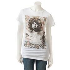 THE DOORS Jim Morrison TEE American Poet - Juniors GIRLS CD COVER T SHIRT