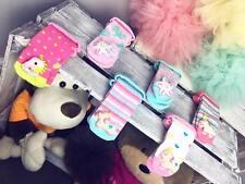 Kids Bambina Calzini Di Cotone Con Sonaglio/Toy CAVALLUCCIO MARINO Unicorno Sea Star SS S M
