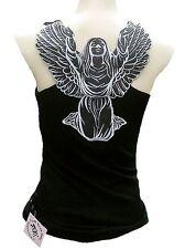 Rockabilly punk rock Baby Ángel lourdes Designer Tank Top camisa XS/s/M/L/XL/XXL