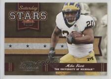 2008 Donruss Classics Saturday Stars #SS-20 Mike Hart Michigan Wolverines Card