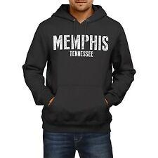 Memphis Tennesse SLOGAN US State City HOODIE Sweater Mens Women America Football