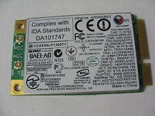 Toshiba Satellite A205 Mini PCI-e Wireless Card AR5BXB63 K000056610 (K23-03)
