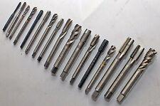 1 Stück Gewindebohrer Zoll UNC 1/4, 5/16, 3/8, 7/16, 5/8, 1/2, 3/4 Grobgewinde