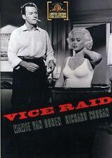 Vice Raid (DVD) Mamie Van Doren/Richard Coogan BRAND NEW SEALED