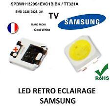 SPBWH1320S1EVC1BIB / TT321A LED RETRO-ECLAIRAGE POUR TV 1.5W 3V 3228 2828