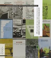 Aldo Rossi, la storia di un libro. «L'architettura della città», dal 196...