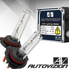 AUTOVIZION Xenon HID Kit Conversion H4 H7 H11 H13 9003 9005 9006 6K HiLo BiXenon