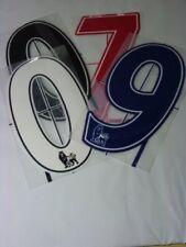 Premier League Team Kit Numero Lextra a scelta x maglia shirt tg 07 13