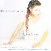 Battle, Kathleen : So Many Stars CD