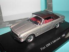 STARLINE ORIGINE FIAT 2300S CABRIOLET CAPOTE 1962 1/43 MIB
