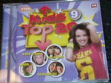 KIDS TOP 20 VOLUME 9 (2007) Kate Ryan, Cascada, Fedde Le Grand, Milk Inc...
