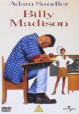 Billy Madison [DVD] Good PAL Region 2