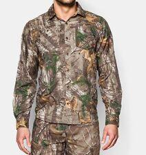 under armour UA Chesapeake Camo Shirt Men's Hunting Long Sleeve Shirt