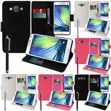 Funda Carcasa Cartera Vídeo Samsung Galaxy A5 SM-A500F A500H A500K