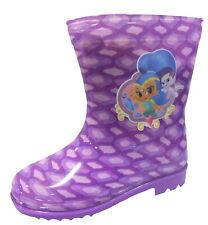 Shimmer & Shine - Bottes de pluie pour bébés filles Wellington
