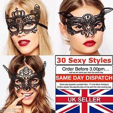 Coachella Masquerade Lace Eye Mask Party Sexy Captivating Fancy Dress UK Gift