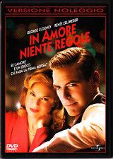 IN AMORE NIENTE REGOLE - DVD (USATO EX RENTAL)