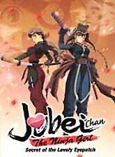 NEW Anime Jubei-Chan the Ninja Girl Secret of the Lovely Eyepatch Heart of Steel