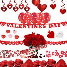 Alles Für Die Liebe = Romantische Valentinstag Deko = Girlande Rose Antrag Herz