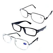 1-10 Brille Lesebrille mit/ohne Federung Lesehilfe +1,0+1,5+2,0+2,5+3,0+3,5+4.0