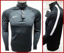 NIKE camiseta entrenamiento fútbol mod.807063-010 col. negro/BLANCO invierno 16