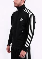 Adidas Firebird Track Top Negro Blanco 3 Para Hombre A Rayas Tallas para Hombres Original S, M, L, XL
