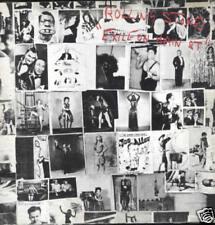 "ROLLING STONES ""Exile On Main St."" 2 LP-Set USA + Postk"