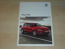 35273) VW Polo Polen Prospekt 2009