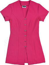 Le donne manica corta Tunica Abito in Rosa Per Taglia 6,8,10and12 By Simon Jersey