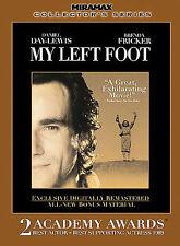 My Left Foot (DVD, 2003) *NEW*