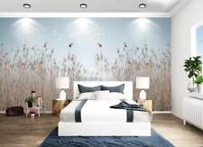 3D Reed Bird U118 Wallpaper Wall Mural Removable Self-adhesive Sticker Zoe