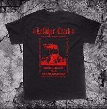 Leftover Crack T Shirt Choking Victim Subhumans Crass Anti-Government Amebix