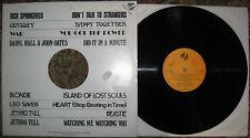 LP D.J. SPECIAL (82 ITA) promo Jethro Tull Blondie Odyssey War Sayer prog EX!