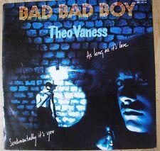THEO VANESS Bad Bad Boy LP/GER