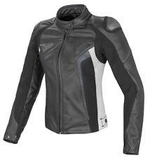 Donne moto sportive Ladies giacca di pelle motociclo  Tutto il formato IT