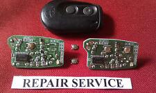 For Toyota Avensis Camry Hilux Vigo 2 Button Remote Key Fob Repair Service