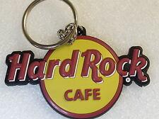 ON LINE HRC,Hard Rock Cafe,Logo Key Chain,Very Nice