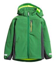 H&M Softshelljacke / Funktionsjacke  Gr. 134 - 170  dunkelblau / grün *NEU!*