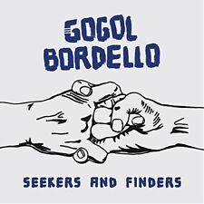 Gogol Bordello Seekers & Finders vinyl LP NEW sealed