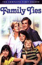 Family Ties The Complete First Season DVD 2007 4-Disc Set Michael J Fox !!!