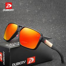 DUBERY Men's Polarized Sunglasses Sport Outdoor Fishing Driving Coating Glasses