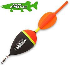 Quantum Mr Pike Drift Float - Segelpose zum Hechtangeln, Hechtpose, Angelpose