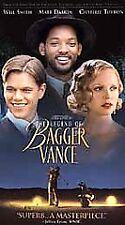 The Legend of Bagger Vance [VHS] Will Smith, Matt Damon, Charlize Theron, Bruce