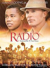 Radio (DVD, 2004) Widescreen Free Ship #S9578